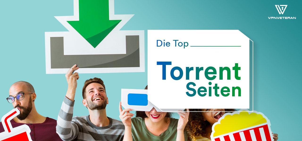 Die Top Torrent Seiten