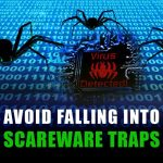 AVOID FALLING SCAREWARE