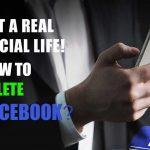 HOW TO DELETE FB