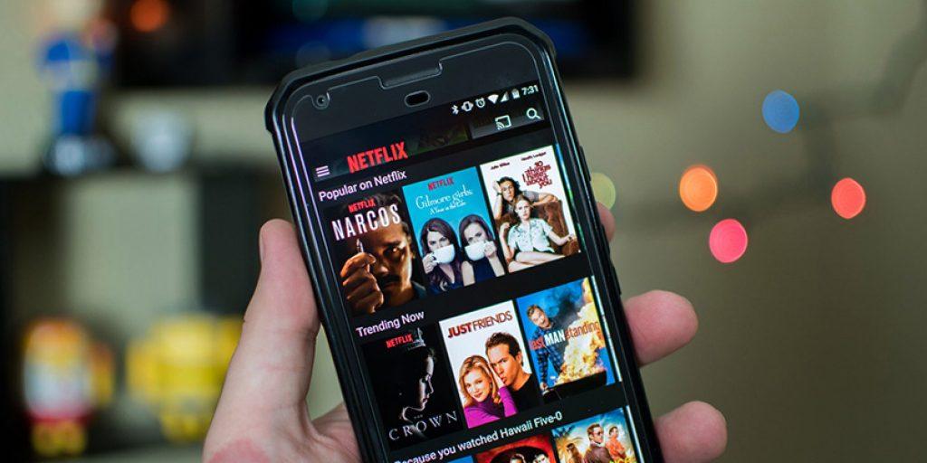 Netflix Ausland