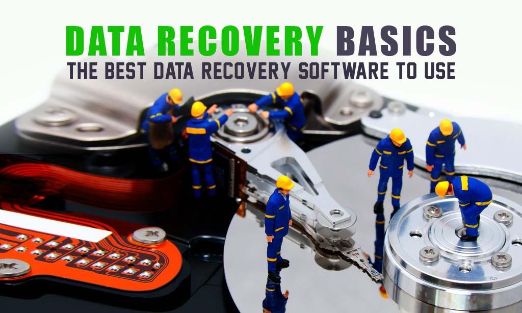 DATA RECOVERY BASICS