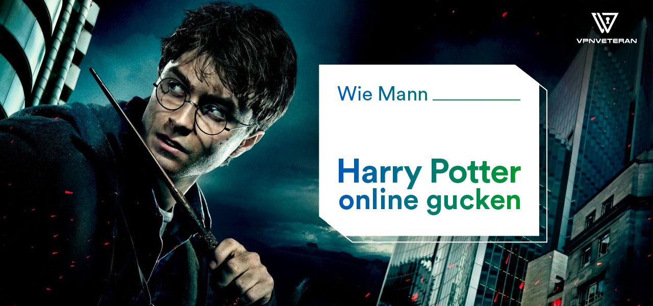 Wie Mann Harry Potter online