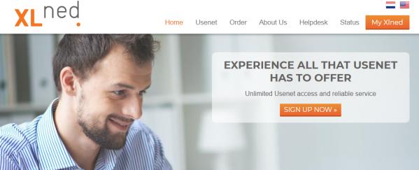 XLned Usenet provider