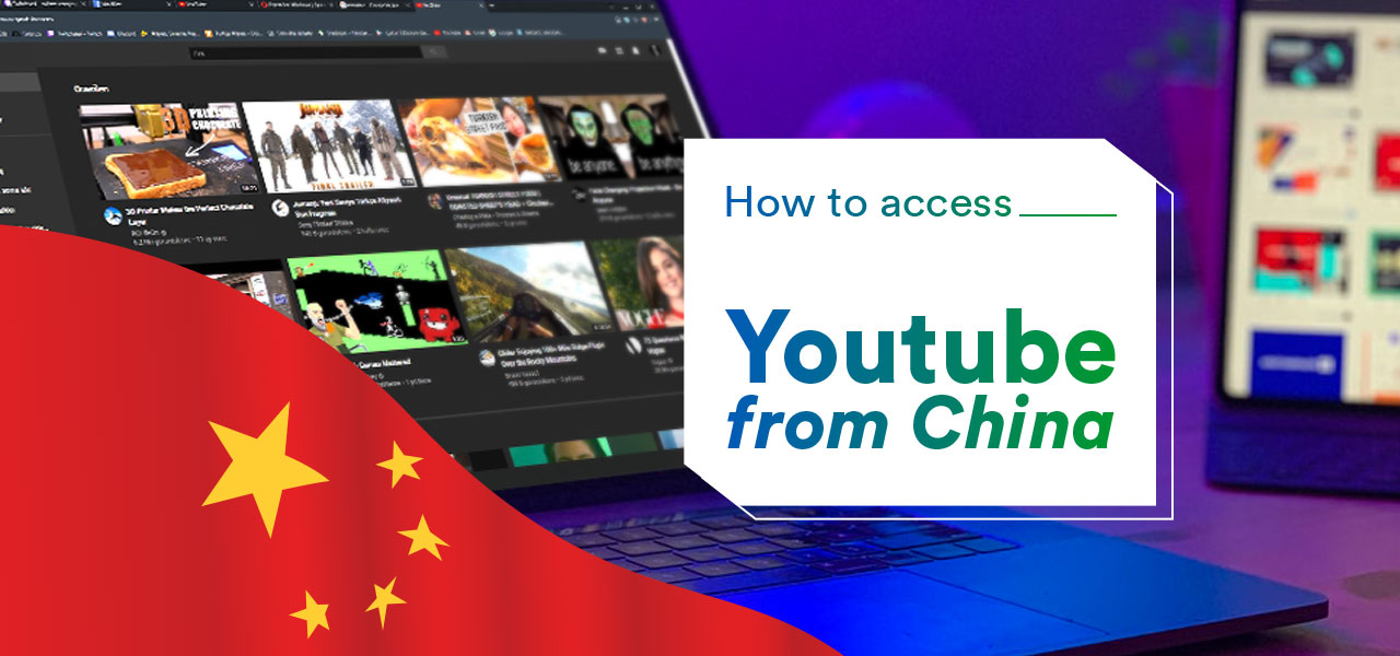 access youtube in china