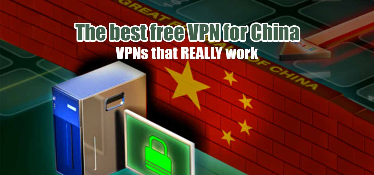best vpn china free