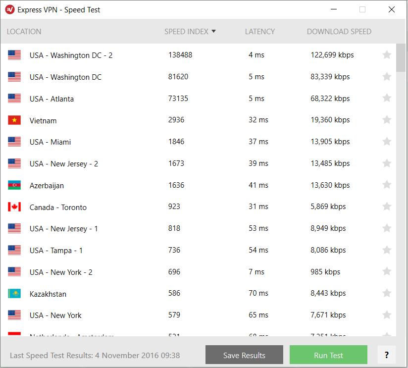 express servers