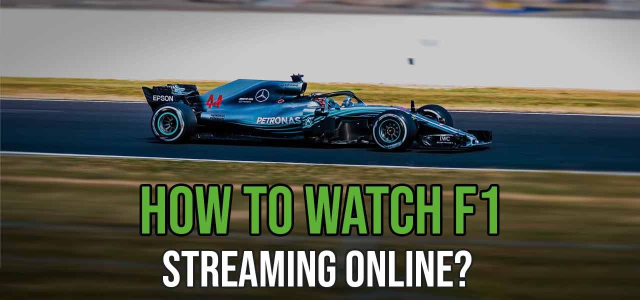 F1 Live Online