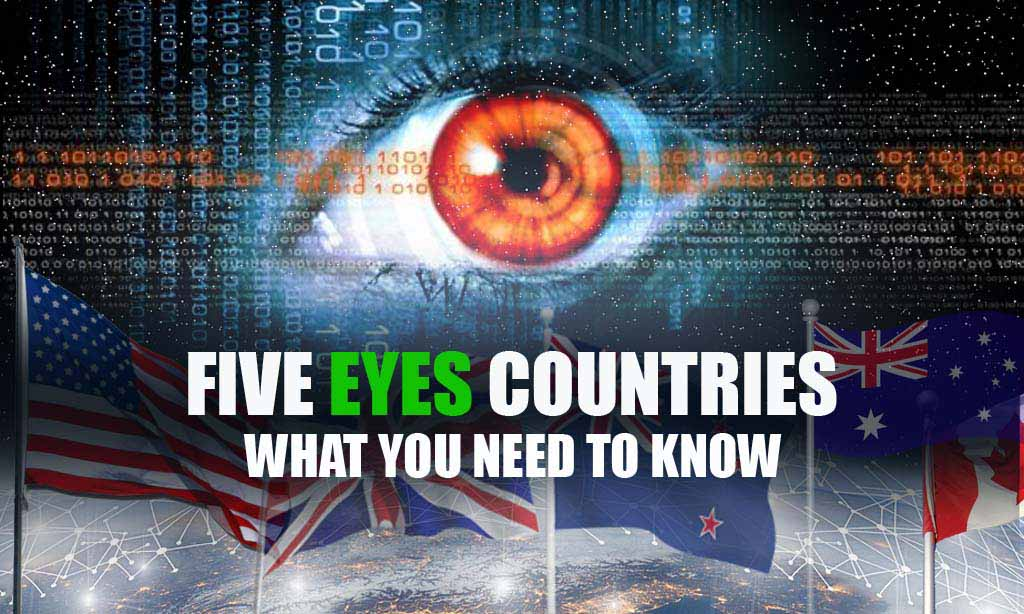 FIVE EYES COUNTRIES