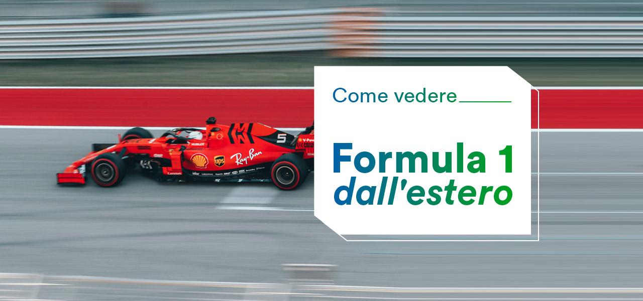 formula 1 streaming