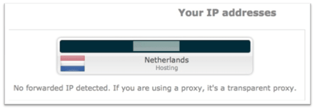 hide.me ip and dns leak test
