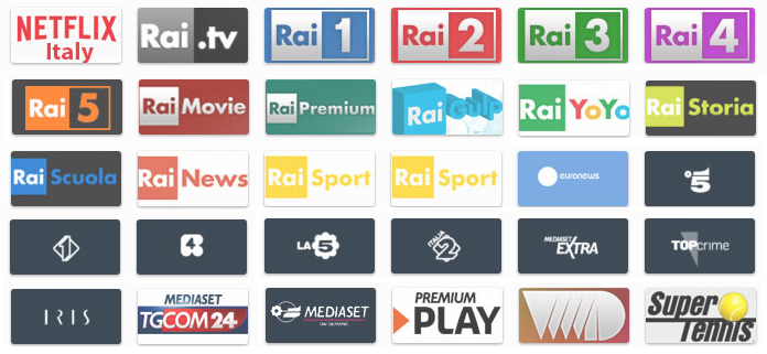 italia tv