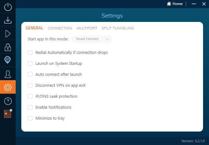 ivacy vpn options