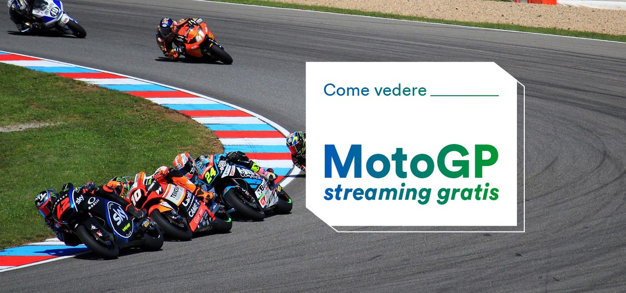 motogp streaming gratis online