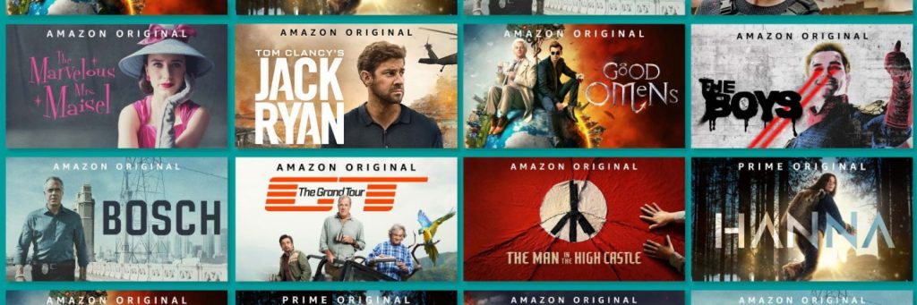 amazon video prime türkiye