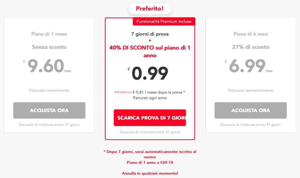 purevpn price euro italiano