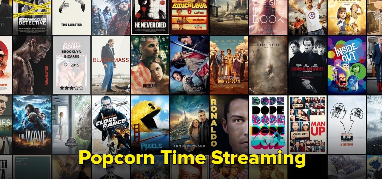 stream popcorn