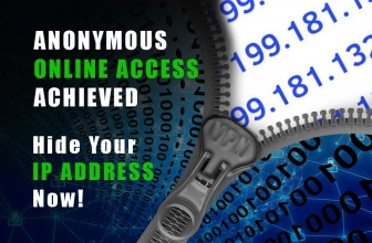 Anonymous Online Access Achieved: Hide Your IP Address Now!