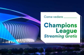 Scopri come vedere la Champions League streaming gratis 2020