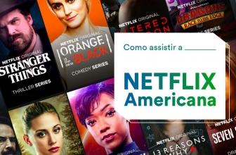 Desfruta do Netflix americana em Portugal com VPN