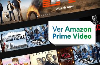 Cómo ver Amazon Prime Video España desde cualquier lugar