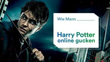 Wie am Besten alle Filme von Harry Potter Streamen?