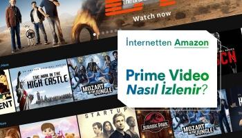 Amazon Video Prime Türkiye VPN'le Tüm İçeriklere Eriş