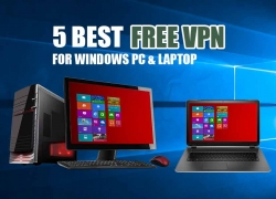 5 Best FREE VPN for Windows PC and Laptop in 2019