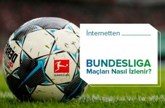 Bundesliga canlı izle