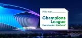 Champions League live stream Ausland 2021