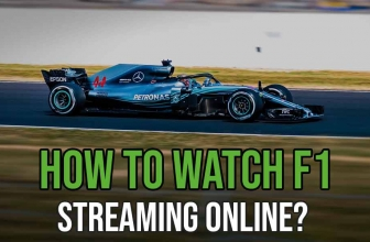 Top VPNs for Watching F1 Live Stream in 2020
