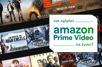 Ogladaj Prime Video Polska
