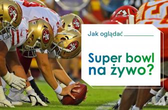 Oglądaj NFL – transmisje NFL w Polsce