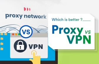 What's the Difference Between Proxy and VPN?