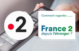 France 2 live etranger : mode d'emploi