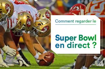 Comment regarder le Super Bowl en direct gratuit ?