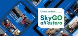 Come guardare Sky Go all'estero: la soluzione