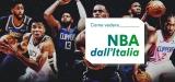 Come vedere le partite della NBA con una VPN