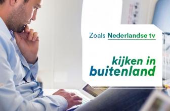 Nederlandse tv kijken in het buitenland 2020