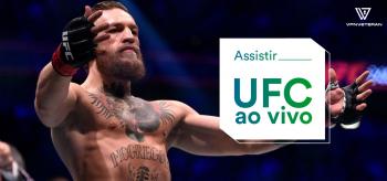 Como assistir UFC Fight Night - Rozenstruik vs Gane