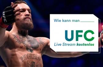 UFC Live Stream kostenlos schauen? Geht das?