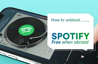 Trick to use Spotify Abroad for Free