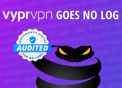 No More Logs: VyprVPN doesn't keep logs anymore