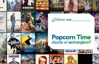 Popcorn Time oficial, la mejor plataforma para ver películas y series
