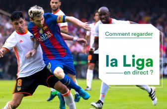 Comment regarder la Liga en direct depuis l'étranger ?