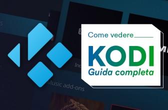 VPN Kodi: vantaggi e configurazione – La nostra guida