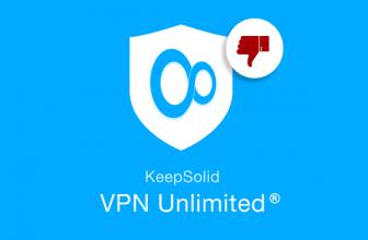 VPN Unlimited : Peut mieux faire…