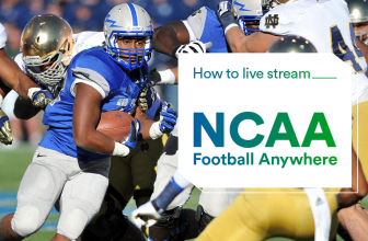 Stream College American Football Live from Anywhere in 2021
