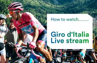 How to Watch Giro d'Italia Live Stream Free in 2021