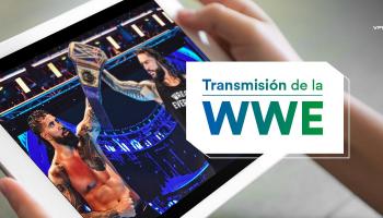 Cómo ver la transmisión en vivo de WWE 2021 desde cualquier lugar