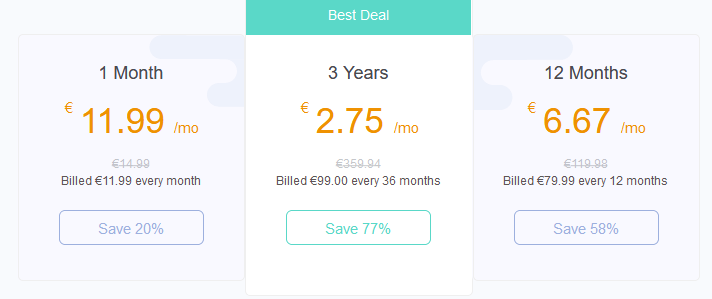 tigervpn pricey